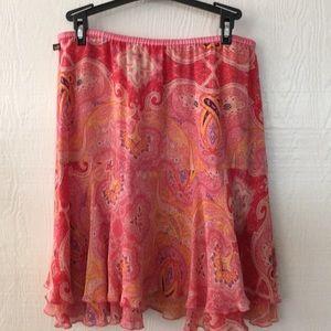 Vintage Ralph Lauren mini skirt
